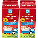 Back To The Roots Organic Stoneground Flakes (Pack Of 2)