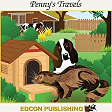 Penny's Travels: Palace in the Sky Classic Children's Tales Audiobook by  Imperial Players Narrated by  Imperial Players