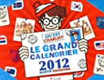 Le grand calendrier Charlie 2012