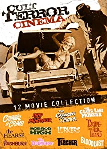 Cult Terror Cinema (12 Movie Collection)