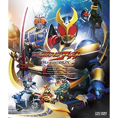 【早期購入特典あり】仮面ライダーアギト Blu-ray BOX2(オリジナルB2布ポスター付き)