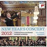 2012 New Year's Concert (Neujahrskonzert) [+digital booklet]