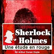 Une étude en rouge (Les enquêtes de Sherlock Holmes 58) | Arthur Conan Doyle
