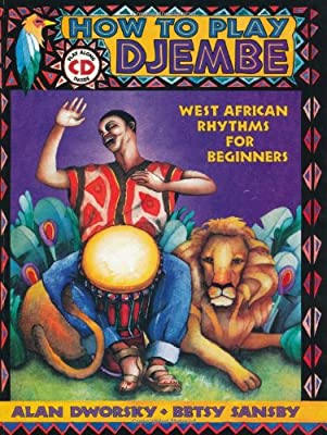 How to Play Djembe (Book/CD set)