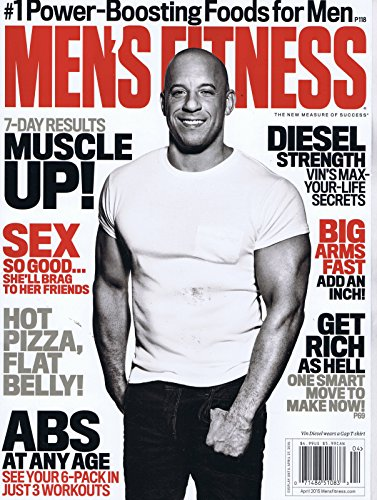 Men's Fitness [US] April 2015 (単号)