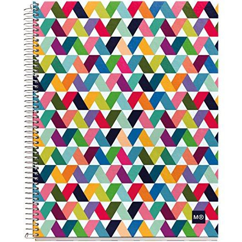 miquel-rius-a-spirale-a-righe-cm-28-x-origami-light-in-acrilico-multicolore