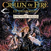 Crown of Fire: Forgotten Realms: Shandril's Saga, Book 2 | [Ed Greenwood]