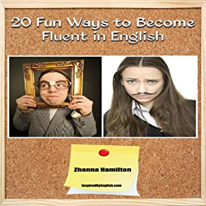 20 Fun Ways to Learn English Audiobook