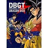 DRAGON BALL DVD BOX DRAGON BOX GT編