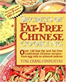 61X3QX0NWKL. SL160  Secrets of Fat free Chinese Cooking (Secrets of Fat free Cooking)