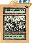 Orfeo ed Euridice in Full Score (Dove...
