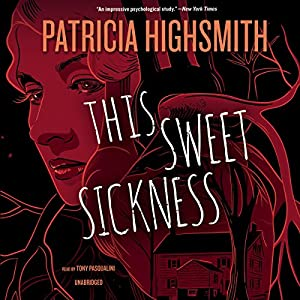 This Sweet Sickness Audiobook