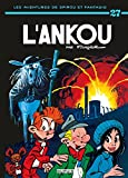 img - for Spirou et Fantasio, tome 27 : L'Ankou (French Edition) book / textbook / text book