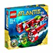 LEGO Atlantis 8060: Typhoon Turbo Sub