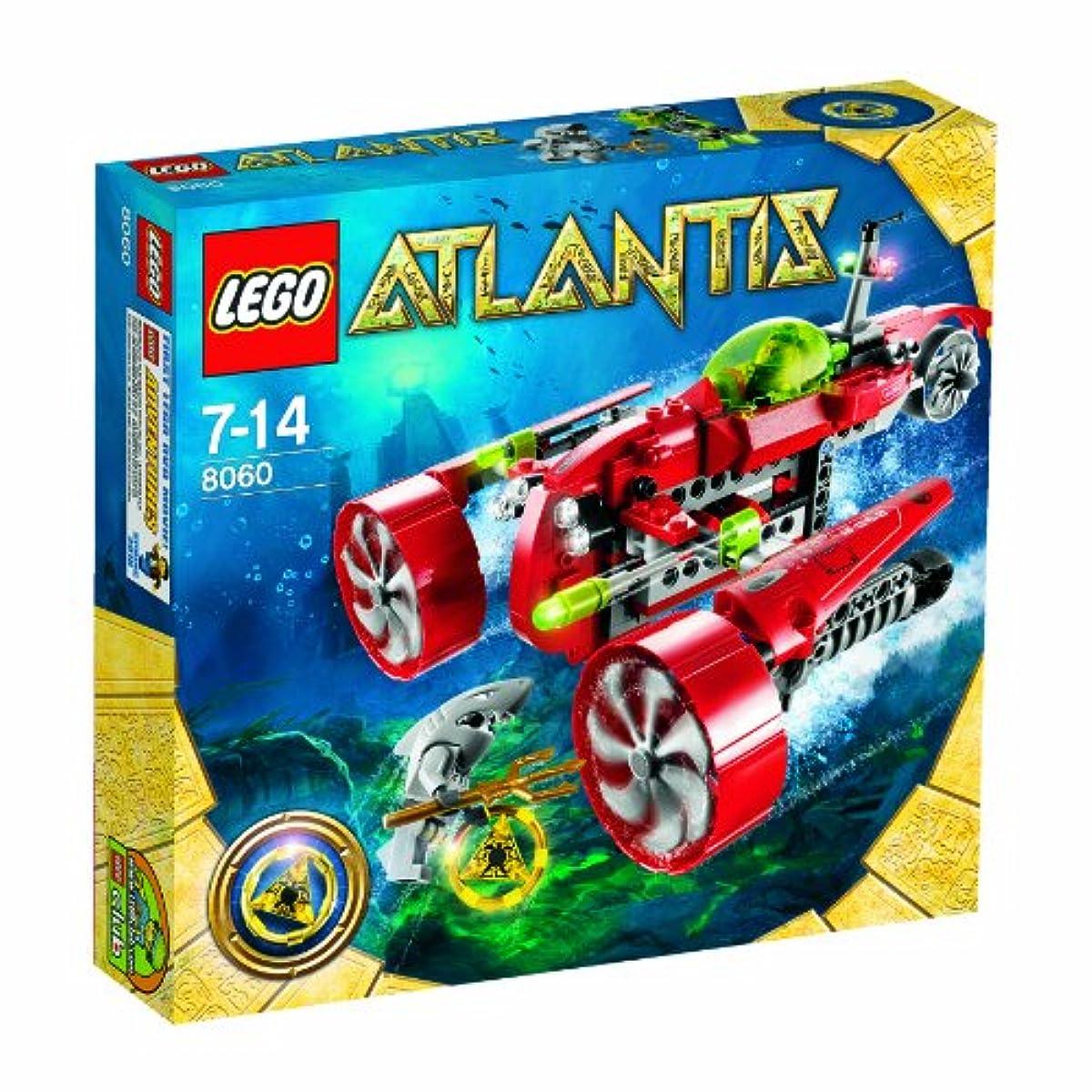 [해외] 레고 (LEGO) 아틀란티스 태풍터보 8060 (2010-03-16)