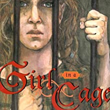 Girl in a Cage: Stuart Quartet (       UNABRIDGED) by Jane Yolen, Robert J. Harris Narrated by Nicola Barber