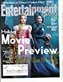 Entertainment Weekly Magazine Cover 2/4 Meryl Streep Into the Woods October 31 2014