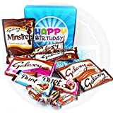 The Ultimate Galaxy Chocolate Lovers Happy Birthday Gift...