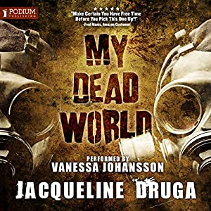 My Dead World Audiobook
