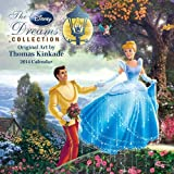 Thomas Kinkade: The Disney Dreams Collection - 2014 Mini Calendar