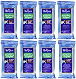 No Rinse Bathing Wipes (8 count each)