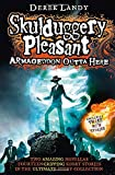 Derek Landy Armageddon Outta Here - The World of Skulduggery Pleasant (Skulduggery Pleasant 8.5)