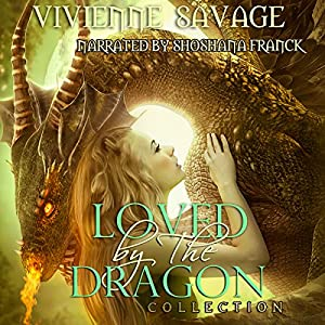 Dragon-Shifter Paranormal Romance - Vivienne Savage