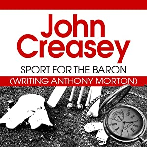 Sport for the Baron Audiobook