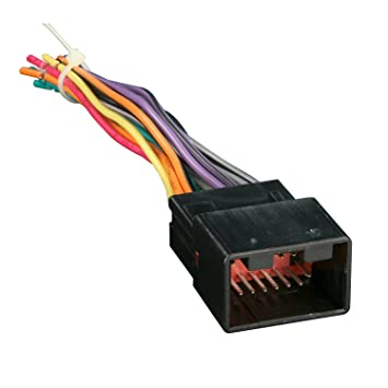 car wiring harness kits wiring diagram for car engine fits mercury grand 1995 1997 double din harness on car wiring harness kits