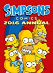 The Simpsons - Annual 2016 (Annuals 2...