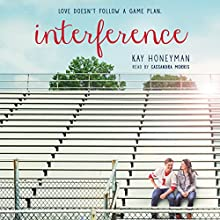 Interference Audiobook by Kay Honeyman Narrated by Cassandra Morris