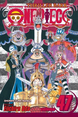 ONE PIECE ワンピース コミック47巻 (英語版)