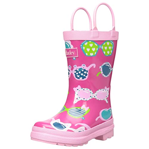 Hatley Big Girls Sunglasses Rain Boots