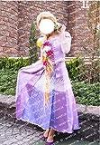 塔の上のラプンツェル衣装☆ディズニーハロウィン仮装オーダー自由 ディズニークリスマス、ハロウィン イベント仮装 コスチューム