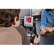 Celestron 44340 LCD Digital LDM Biological Microscope