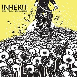 Nikki McClure Inherit 2012 Calendar