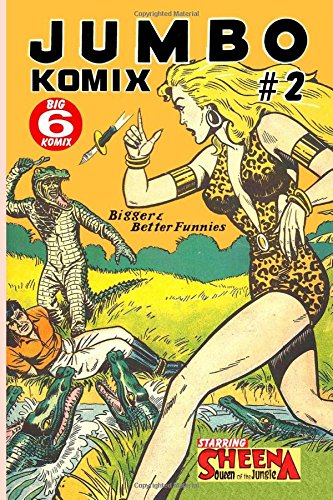 Jumbo Komix #2 (Klassik Komix)