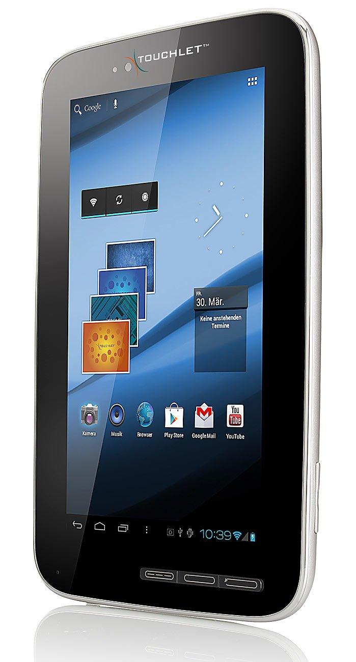 TOUCHLET 7TabletPC X7Gs mit GPS, MultiTouch, HDMI  Kundenbewertung und Beschreibung