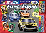 NASCAR First to the Finish (Nascar Game Book)