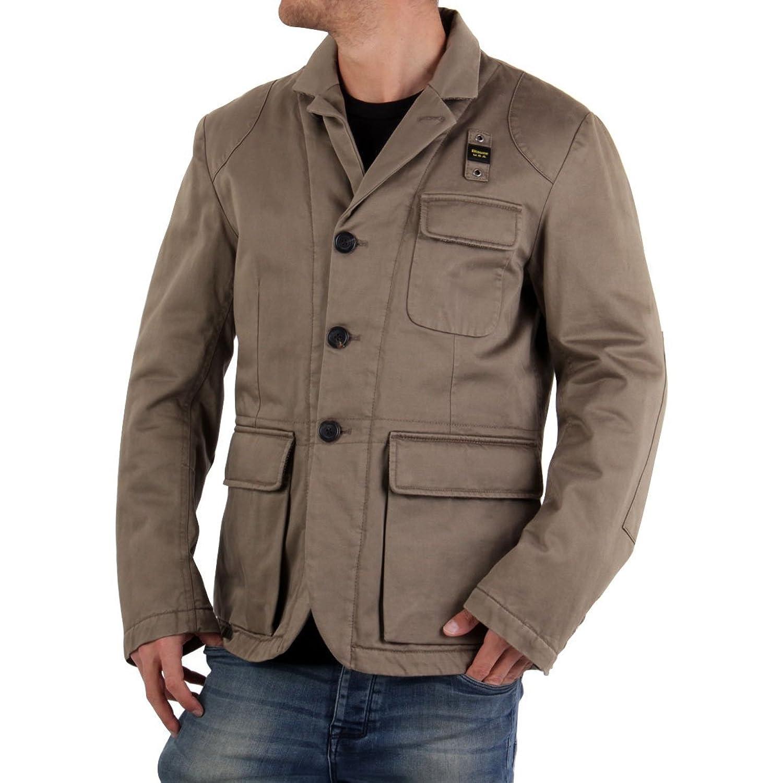 BLAUER USA Herren Winter Sakko Jacke Dark Beige BLU0461 bestellen