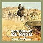 Rangers of El Paso Hörbuch von Lauran Paine Gesprochen von: Jeff Harding