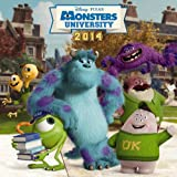 2014 Disney Monster's University Calendar