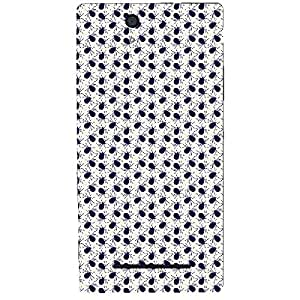 Skin4gadgets ANIMAL PATTERN 36 Phone Skin for XPERIA C3 DUAL (s55t)