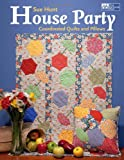 img - for House Party: Coordinated Quilts and Pillows book / textbook / text book
