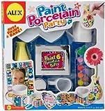 ALEX Toys Craft Paint Porcelain Party