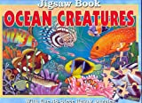 Ocean Creatures Jigsaw Book