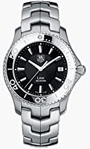 Discount Men's Watches - TAG Heuer Men's Link Quartz Stainless Steel Watch #WJ1110.BA0570 :  tag heuer tag heuers watches men mens watches