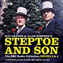 Steptoe & Son: Series 3 & 4: 16 episodes of the classic BBC radio sitcom Radio/TV Program by Ray Galton, Alan Simpson Narrated by Harry H Corbett, Wilfrid Brambell