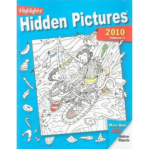 Highlights Hidden Pictures, Volume 3: Highlights for Children