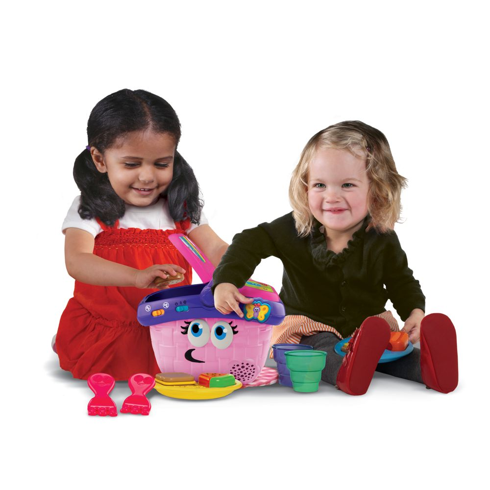 Amazon Com Leapfrog Shapes And Sharing Picnic Basket